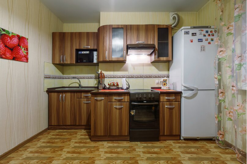 1-комн. квартира, 43 кв.м. на 4 человека, Переверткина, 24а, Воронеж - Фотография 8