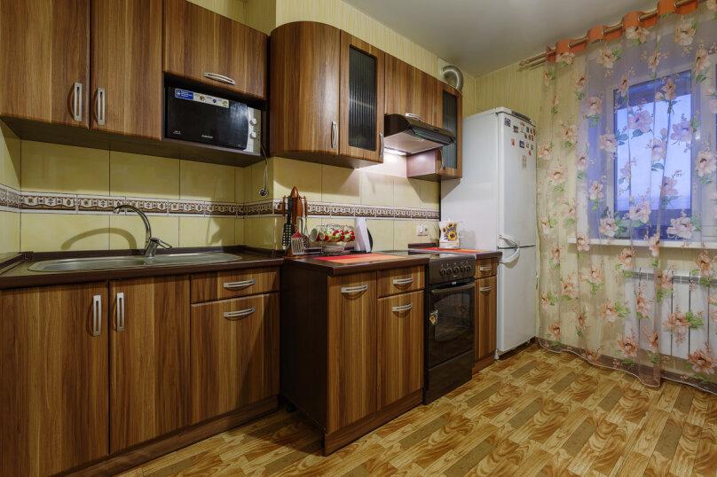 1-комн. квартира, 43 кв.м. на 4 человека, Переверткина, 24а, Воронеж - Фотография 9