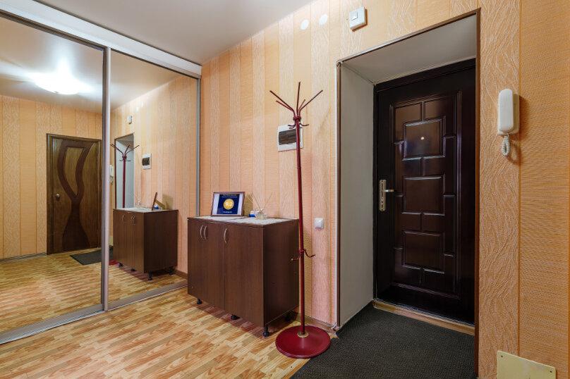 1-комн. квартира, 43 кв.м. на 4 человека, Переверткина, 24а, Воронеж - Фотография 14