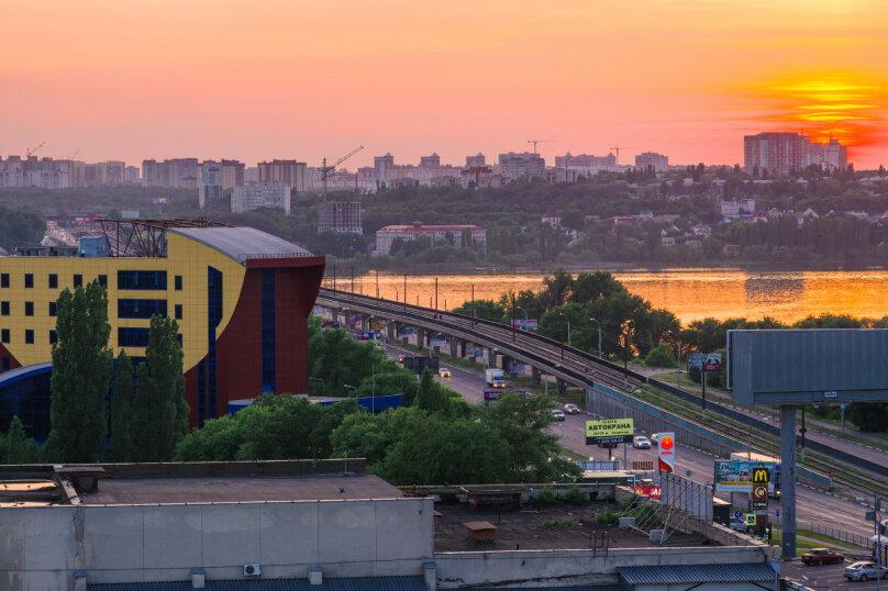 1-комн. квартира, 43 кв.м. на 4 человека, Переверткина, 24а, Воронеж - Фотография 18