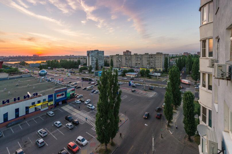 1-комн. квартира, 43 кв.м. на 4 человека, Переверткина, 24а, Воронеж - Фотография 19