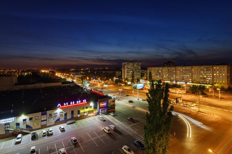 1-комн. квартира, 43 кв.м. на 4 человека, Переверткина, 24а, Воронеж - Фотография 21