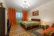 1-комн. квартира, 43 кв.м. на 2 человека, Переверткина, 24а, Железнодорожный район, Воронеж - Фотография 1