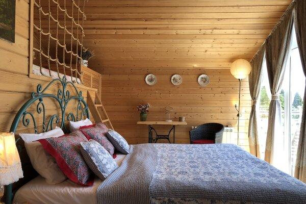 Уютный коттедж в Ялте, 90 кв.м. на 6 человек, 2 спальни, улица Соханя, 10, Ялта - Фотография 1