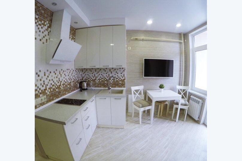1-комн. квартира, 28 кв.м. на 3 человека, улица Лескова, 25, Адлер - Фотография 4