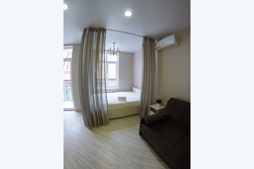 1-комн. квартира, 28 кв.м. на 3 человека, улица Лескова, 25, Адлер - Фотография 8