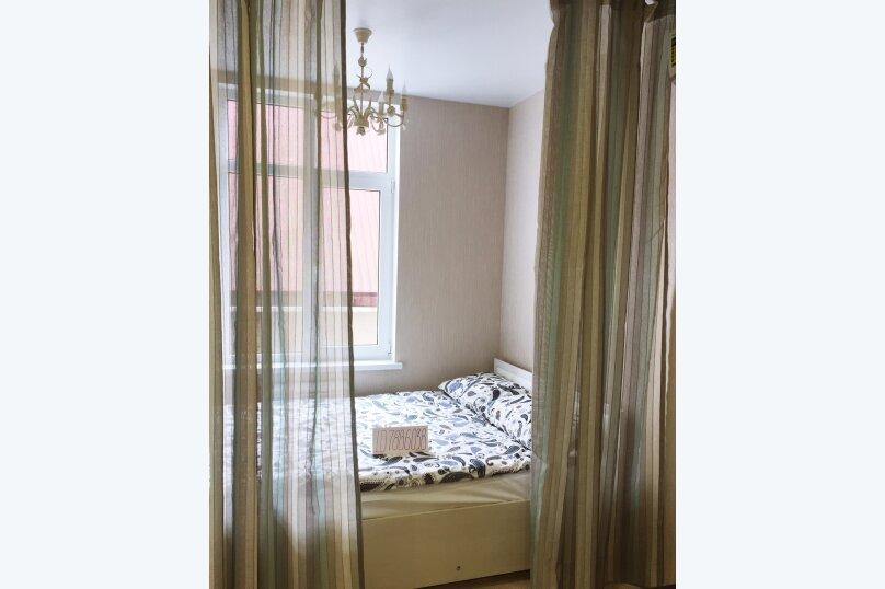 1-комн. квартира, 28 кв.м. на 3 человека, улица Лескова, 25, Адлер - Фотография 10