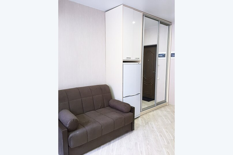1-комн. квартира, 28 кв.м. на 3 человека, улица Лескова, 25, Адлер - Фотография 18