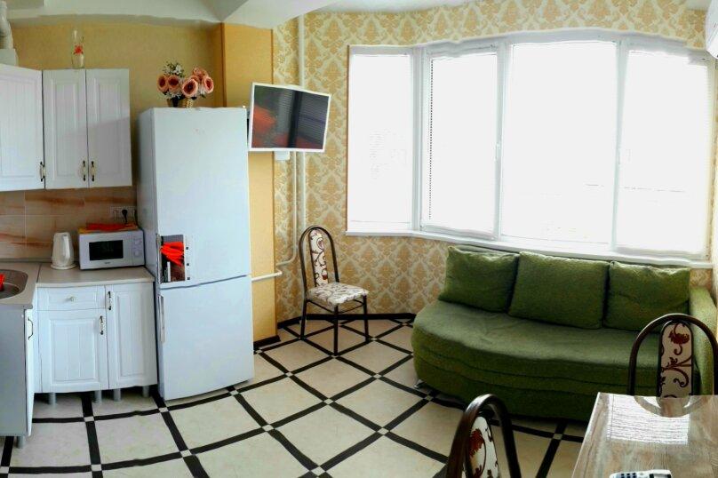 2-комн. квартира, 40 кв.м. на 4 человека, Черниговская улица, 62, Адлер - Фотография 1