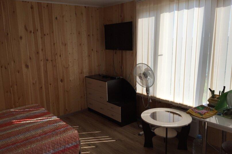 Домику моря, 30 кв.м. на 4 человека, 1 спальня, , , Штормовое - Фотография 8