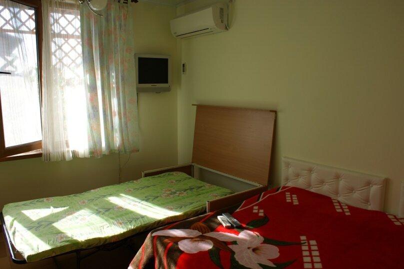 Домик, 32 кв.м. на 4 человека, 1 спальня, Веселая, 10, Усатова Балка, Анапа - Фотография 4