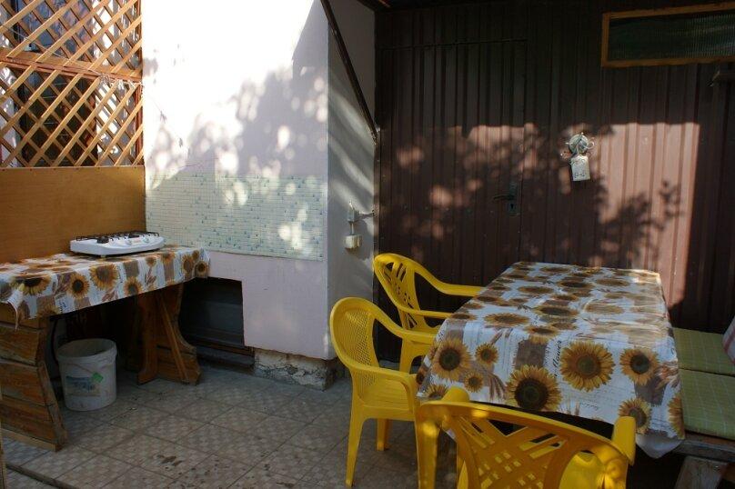 Домик, 32 кв.м. на 4 человека, 1 спальня, Веселая, 10, Усатова Балка, Анапа - Фотография 7