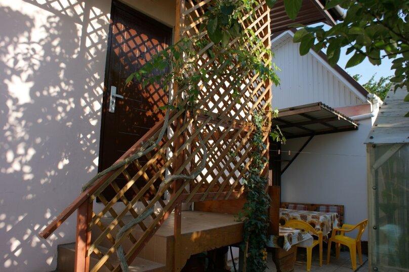Домик, 32 кв.м. на 4 человека, 1 спальня, Веселая, 10, Усатова Балка, Анапа - Фотография 8