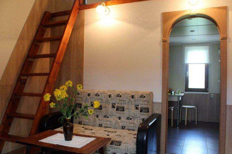 Гостевой дом , 50 кв.м. на 5 человек, 2 спальни, Центральная, 15-б, Олонец - Фотография 6