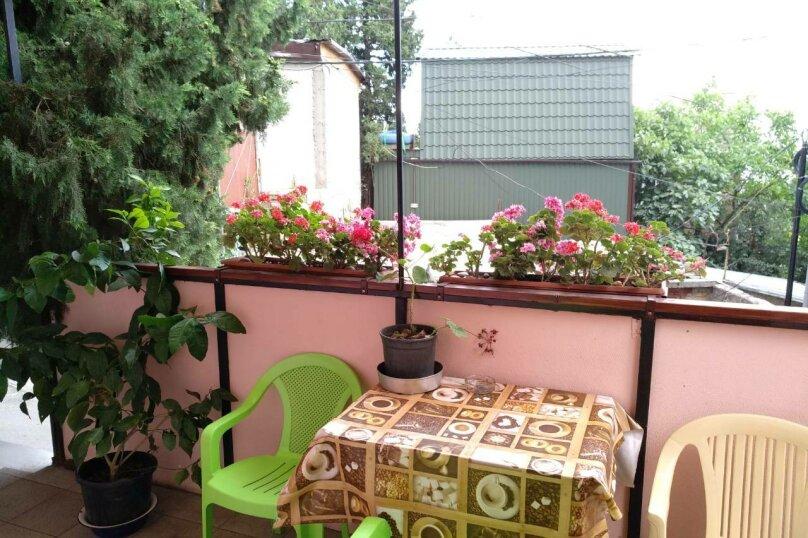1-комн. квартира, 25 кв.м. на 2 человека, Красномаякская улица, 6, Симеиз - Фотография 14