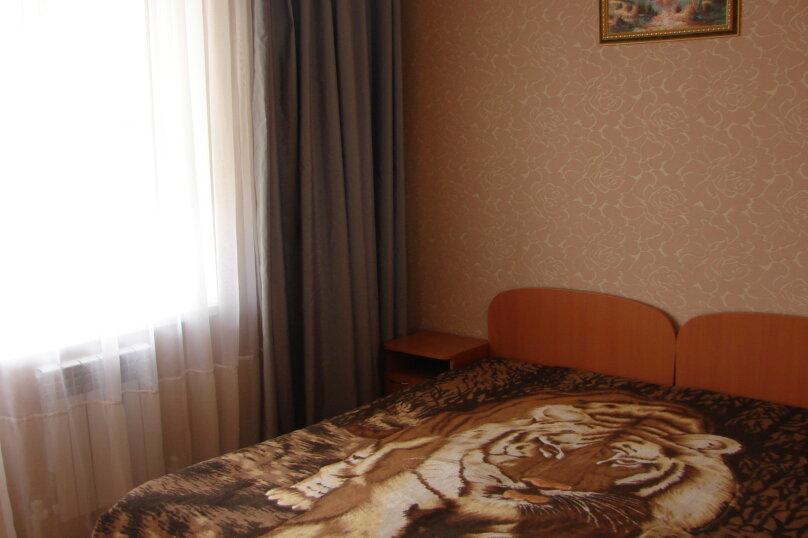 Трехместный полулюкс с балконом , Почтовая улица, 48Б, Витязево - Фотография 3