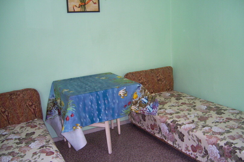 2-х местная комната, Боенский переулок, 7, Феодосия - Фотография 1
