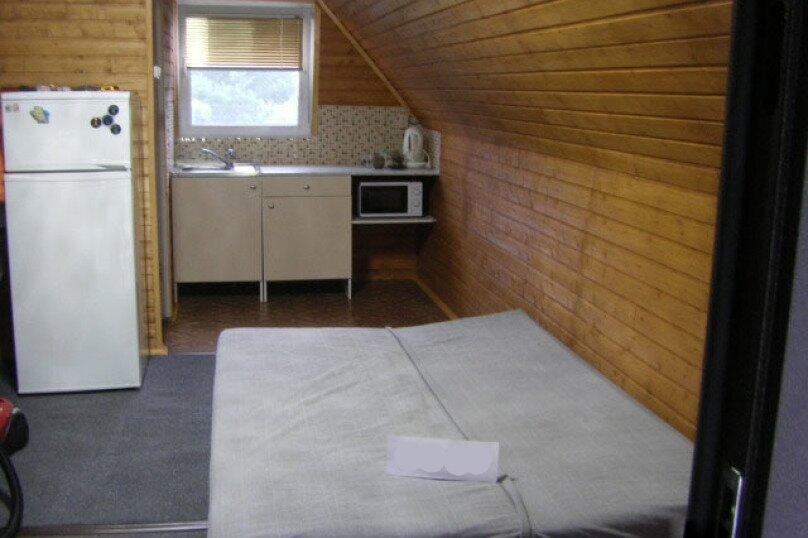 2 - этаж под ключ, 23 кв.м. на 3 человека, 1 спальня, Набережная улица, 25, Агуй-Шапсуг - Фотография 5