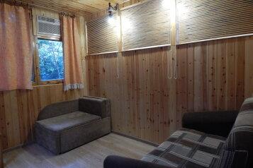 Уютный  домик  в  частном  секторе , 15 кв.м. на 2 человека, 1 спальня, улица Щепкина, Алупка - Фотография 3
