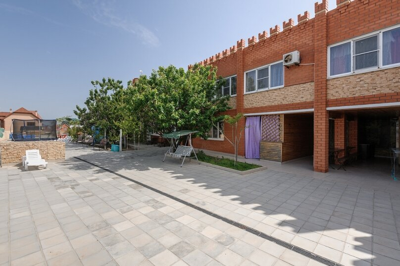 Гостевой дом Форт ФЕНА, Азовский переулок, 11 на 16 комнат - Фотография 1