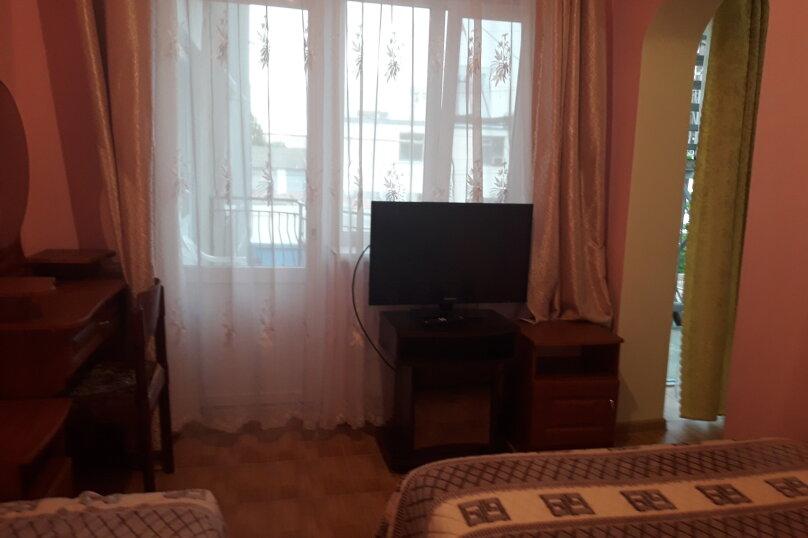2-х комнатный люкс на втором этаже, Автобусный переулок, 1, Феодосия - Фотография 4