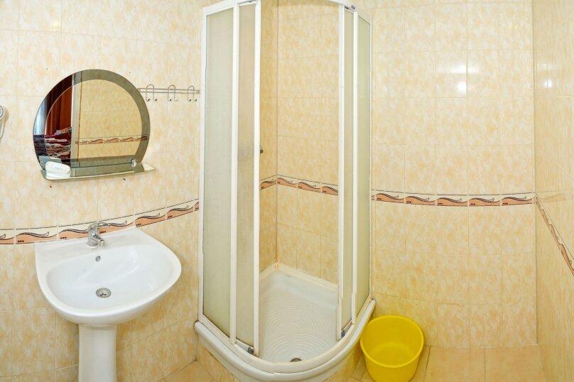 Двухкомнатный четырехместный номер «Люкс», улица Новоселов, 3, Алушта - Фотография 5