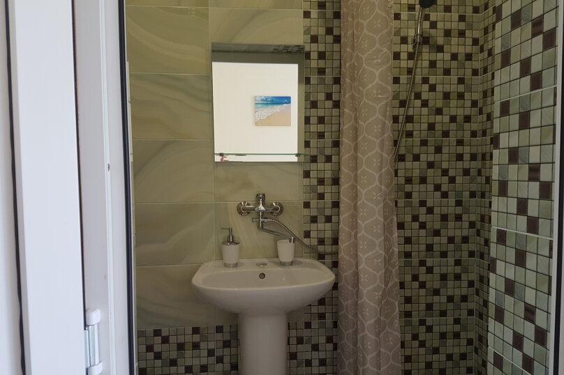Двухместный номер с кроватью king-size и собственной ванной комнатой, Луначарского, 50, Геленджик - Фотография 4