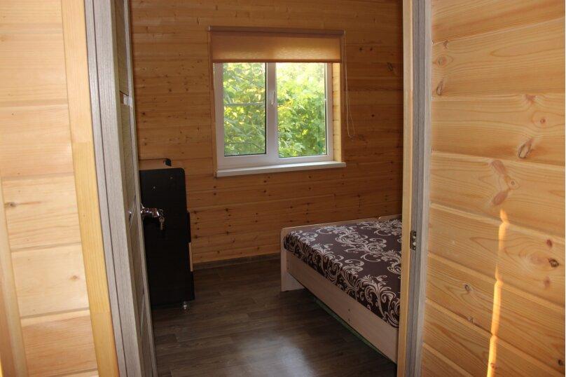 Дом, 50 кв.м. на 4 человека, 1 спальня, Приморский переулок, 7Б, Голубицкая - Фотография 2