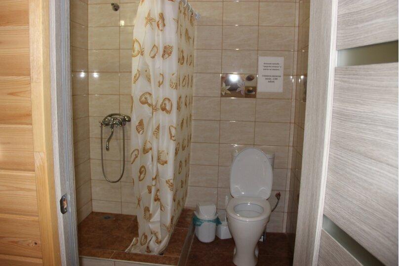 Дом, 50 кв.м. на 4 человека, 1 спальня, Приморский переулок, 7Б, Голубицкая - Фотография 3