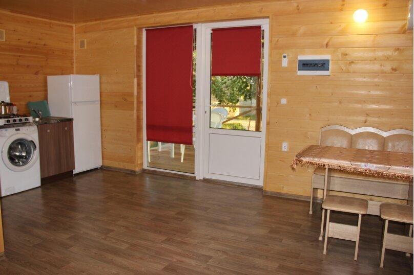 Дом, 50 кв.м. на 4 человека, 1 спальня, Приморский переулок, 7Б, Голубицкая - Фотография 8