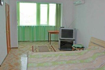 Апартаменты с кухней:  Квартира, 3-местный (2 основных + 1 доп), Мини-гостиница, улица Октябрьской Революции на 3 номера - Фотография 4