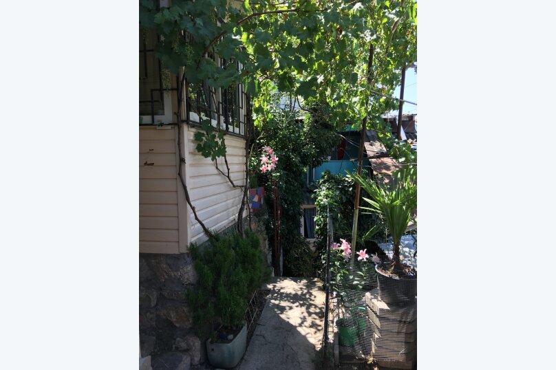 Маленький уютный домик для 1-2 человек, 9 кв.м. на 2 человека, 1 спальня, улица Руданского, 9, Ялта - Фотография 12