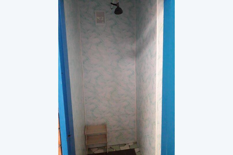 Комната в летнем домике на 3 места (три односпальные кровати), Краснодарская улица, 44, Ейск - Фотография 8
