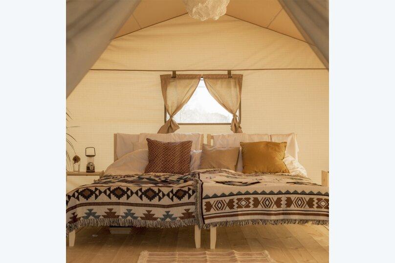 Глэмпинговая палатка, Старый Сиг, 123, Осташков - Фотография 1