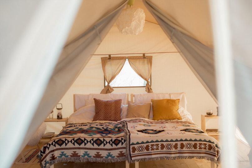 Глэмпинговая палатка, Старый Сиг, 123, Осташков - Фотография 3