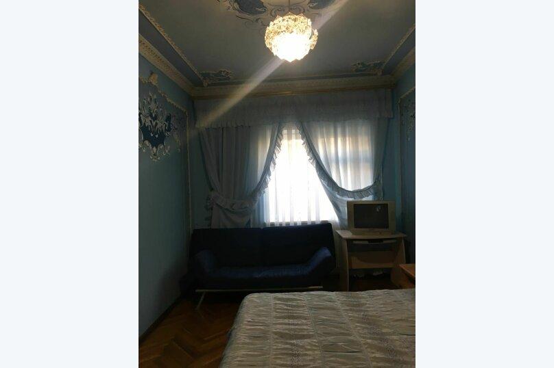 Двухместный номер с доп. местом, улица Розы Люксембург, 61, Геленджик - Фотография 1