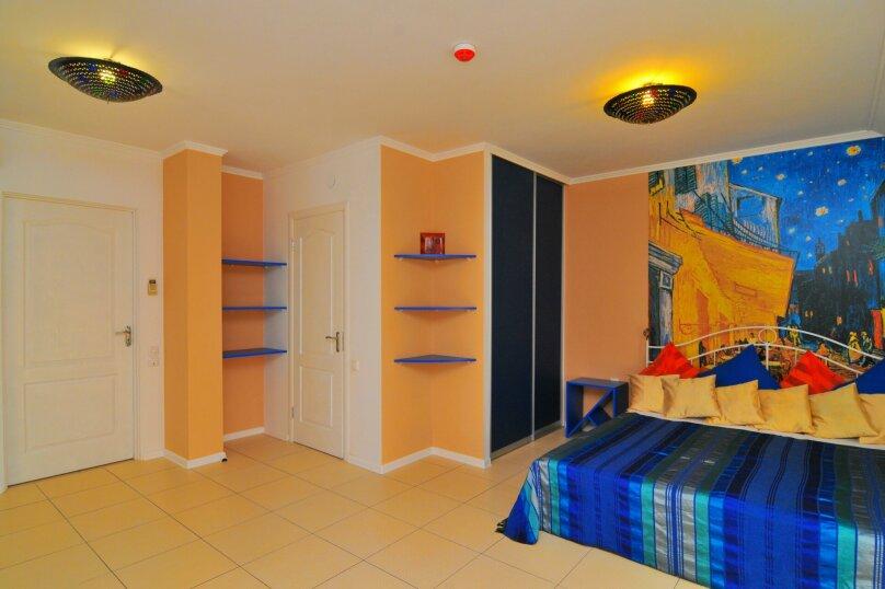 4-х местная семейная комната в мансарде, Школьный переулок, 30А, Коктебель - Фотография 3