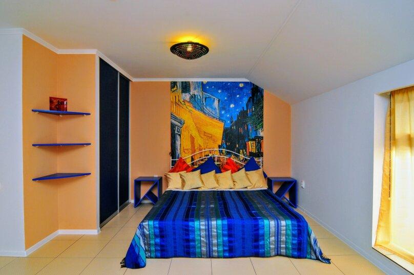 4-х местная семейная комната в мансарде, Школьный переулок, 30А, Коктебель - Фотография 1