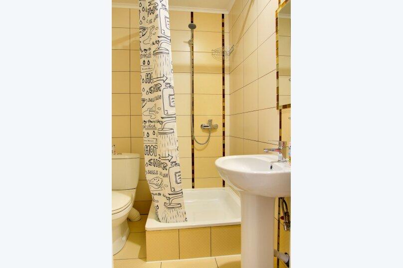 4-х местная семейная комната в мансарде, Школьный переулок, 30А, Коктебель - Фотография 6