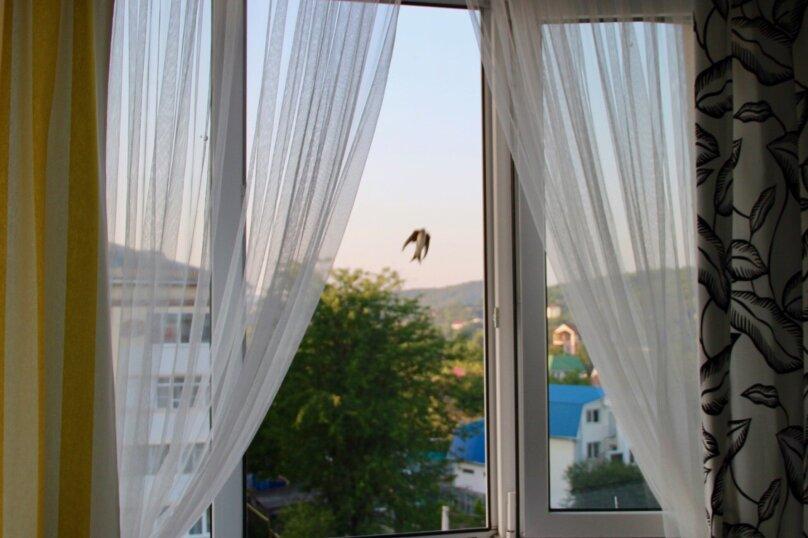 1-комн. квартира, 24 кв.м. на 4 человека, улица Жуковского, 13, Архипо-Осиповка - Фотография 9