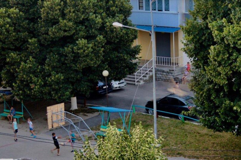 1-комн. квартира, 24 кв.м. на 4 человека, улица Жуковского, 13, Архипо-Осиповка - Фотография 13