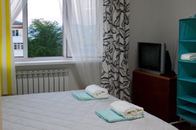 1-комн. квартира, 24 кв.м. на 4 человека, улица Жуковского, 13, Архипо-Осиповка - Фотография 19