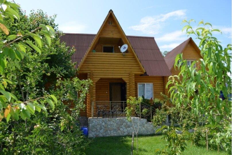 Двухэтажный сруб с удобствами, Черноморская улица, 27, Ольгинка - Фотография 2