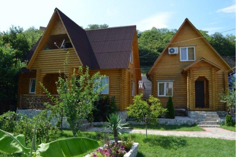 Двухэтажный сруб с удобствами, Черноморская улица, 27, Ольгинка - Фотография 3