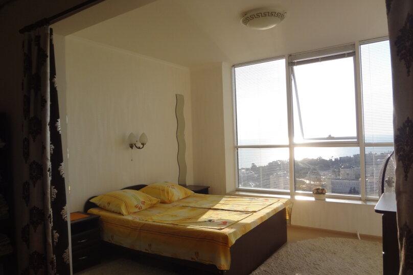 1-комн. квартира, 85 кв.м. на 5 человек, Первомайская улица, 19, Сочи - Фотография 1