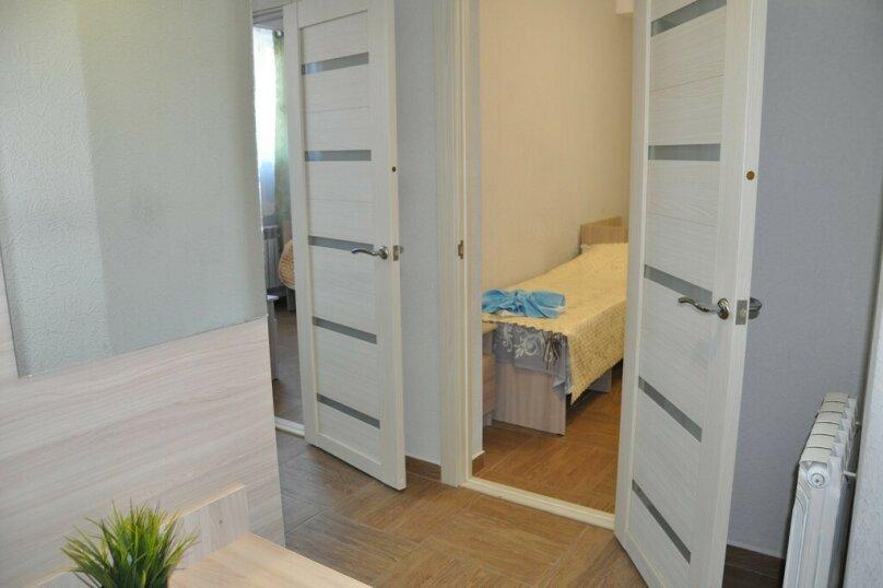 2-х комнатный 4-х местный номер с кухней, Терская улица, 76А, Анапа - Фотография 2