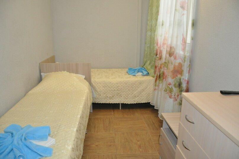 2-х комнатный 4-х местный номер с кухней, Терская улица, 76А, Анапа - Фотография 3
