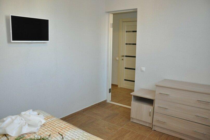 2-х комнатный 4-х местный номер с кухней, Терская улица, 76А, Анапа - Фотография 8