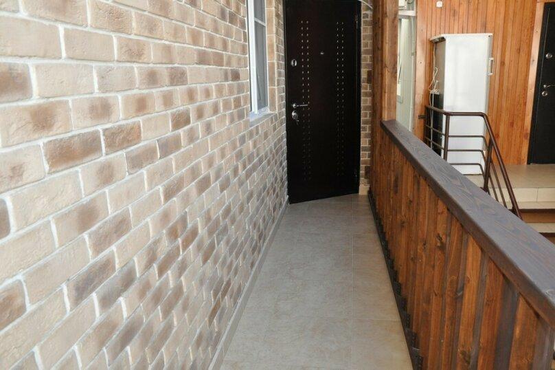 2-х комнатный 4-х местный номер с кухней, Терская улица, 76А, Анапа - Фотография 14