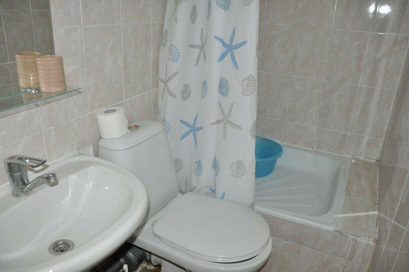 2-х комнатный 4-х местный номер с кухней, Терская улица, 76А, Анапа - Фотография 16